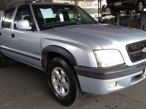 Chevrolet S10 2.4 Advantage 8V Prata 2008