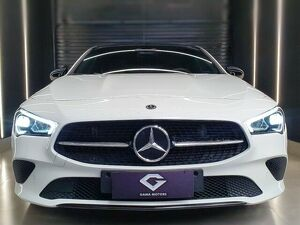Mercedes-benz CLA 250 2.0 Sport Turbo Branco 2020