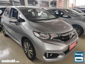 HONDA FIT 1.5 EX Prata 2019
