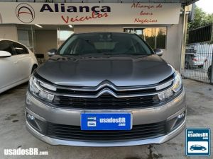 CITROËN C4 LOUNGE 1.6 ORIGINE TURBO Cinza 2019