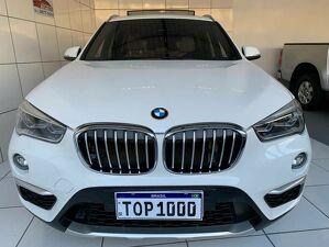 BMW X1 2.0 18I S-drive Branco 2017
