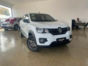 Renault Kwid 1.0 Intense Branco 2021