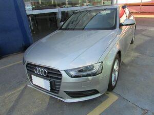 Audi A4 2.0 AMBIENTE Prata 2014
