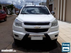 CHEVROLET S10 2.8 LTZ 16V TURBO Branco 2014