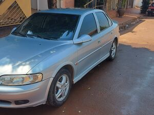 CHEVROLET VECTRA 2.2 CD 16V Prata 2000