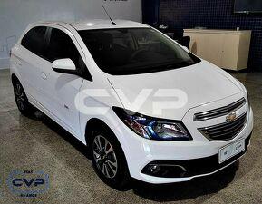 Chevrolet Onix 1.4 LTZ 8V Branco 2015