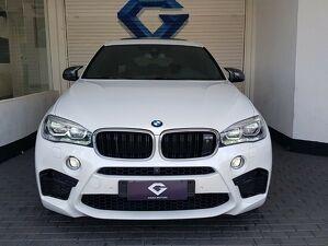 BMW X6 4.4 M Sport Bi-turbo V8 Branco 2017