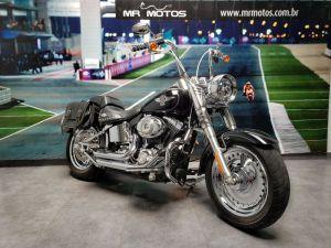 Harley-Davidson Fat Boy 1600cc Preto 2014