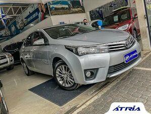 Toyota Corolla 2.0 XEI Prata 2017