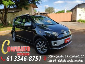 VOLKSWAGEN CROSS UP 1.0 Preto 2015