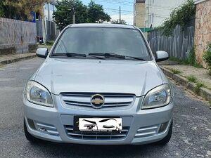 Chevrolet Celta 1.0 8V Prata 2008