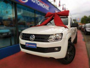Volkswagen Amarok 2.0 S Turbo Intercooler Branco 2016