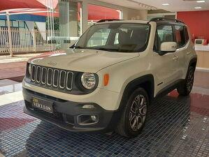 Jeep Renegade 1.8 Longitude Branco 2016