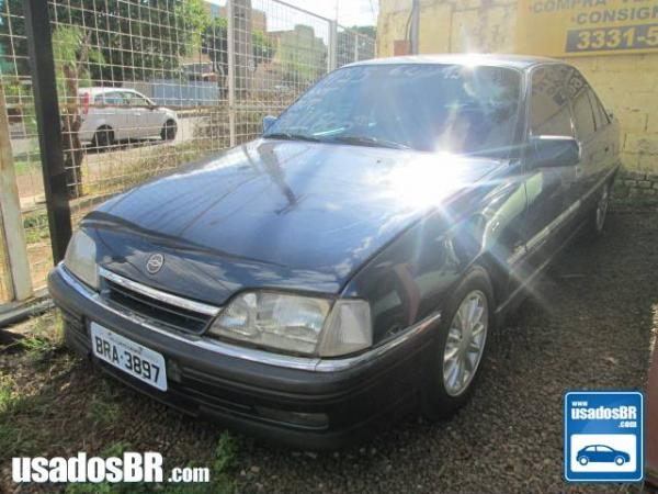 CHEVROLET OMEGA 4.1 CD Azul 1995