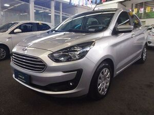 Ford KA 1.5 SE 16V Prata 2020