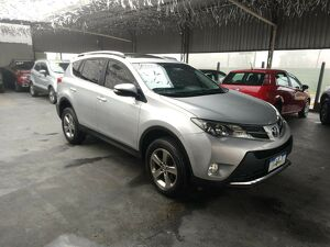 Toyota RAV4 2.0 Prata 2015