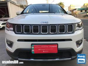 JEEP COMPASS 2.0 LIMITED Branco 2018