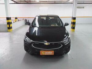 Chevrolet Onix 1.0 Plus Preto 2020
