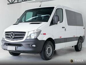 Mercedes-benz Sprinter 2.2 415 Furgão Branco 2019