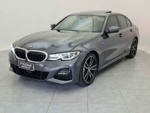 BMW 330i 2.0 Turbo M Sport Cinza 2020
