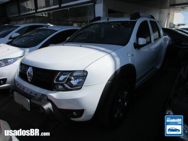 RENAULT DUSTER OROCH 2.0 DYNAMIQUE Branco 2017