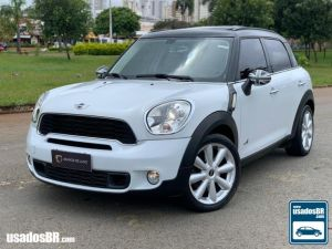 MINI COUNTRYMAN 1.6 S ALL4 TURBO Branco 2011