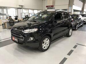 Ford Ecosport 2.0 Titanium 16V Preto 2015