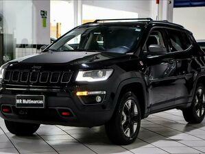 Jeep Compass 2.0 Trailhawk Preto 2018