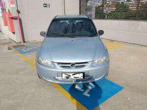 Chevrolet Celta 1.0 8V Prata 2006