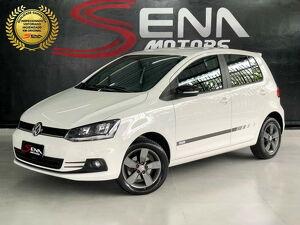 Volkswagen Fox 1.6 RUN Branco 2017