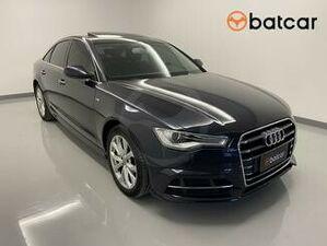 Audi A6 2.0 Ambiente Azul 2017