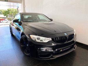 BMW M4 3.0 COUPÉ I6 Preto 2015