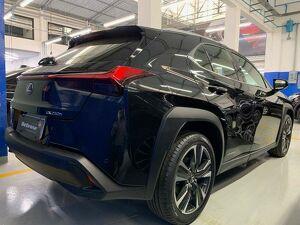 Lexus UX 250H 2.0 Luxury Hybrid Preto 2020