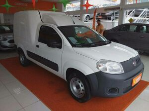 FIAT FIORINO 1.4 FURGÃO HARD WORKING 8V Branco 2020