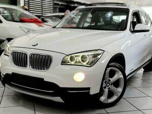 BMW X1 2.0 20I GP Branco 2014