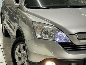 Honda CRV 2.0 EXL Prata 2009