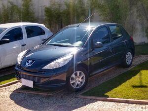 PEUGEOT 207 1.4 XR Azul 2012