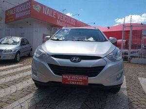 Hyundai IX35 2.0 16V Prata 2012
