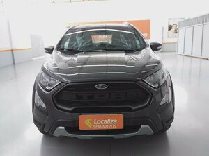 Ford Ecosport 2.0 Direct Storm 4WD Cinza 2020