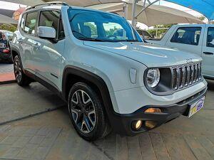 Jeep Renegade 1.8 Longitude Branco 2019
