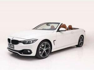 BMW 430i 2.0 Cabrio Sport Branco 2020