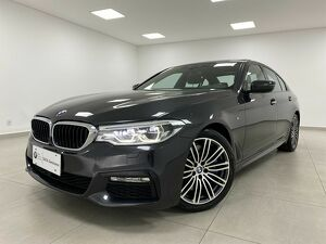 BMW 540i 3.0 M Sport Turbo Cinza 2018