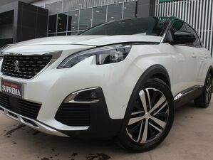 Peugeot 3008 1.6 THP Griffe Pack Branco 2019