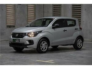 Fiat Mobi 1.0 Like Prata 2020