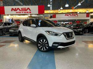 Nissan Kicks 1.6 SV Branco 2018