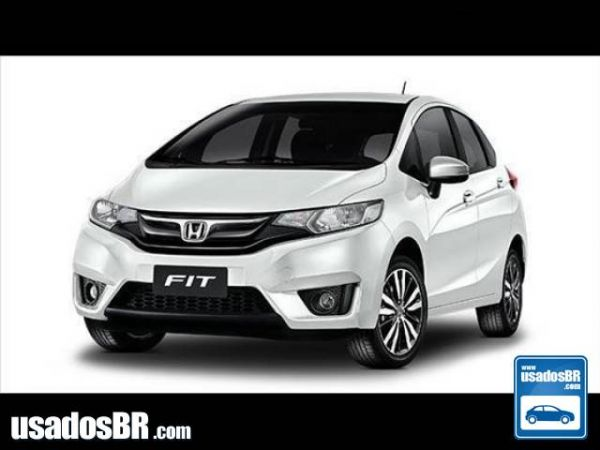 Foto do veiculo HONDA FIT 1.5 EX Branco 2016