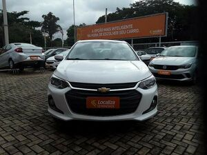 Chevrolet Onix 1.0 Turbo Plus LT Branco 2020