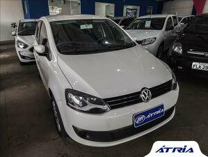 Volkswagen Fox 1.0 Branco 2014