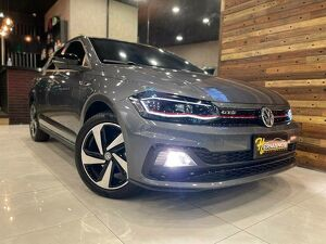 Volkswagen Polo Hatch 1.4 250 TSI GTS Cinza 2021
