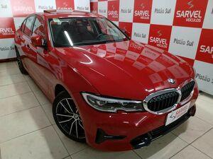 BMW 330i 3.0 Sport Vermelho 2020